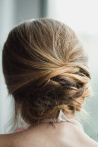 Canva - Woman's Blonde Hair